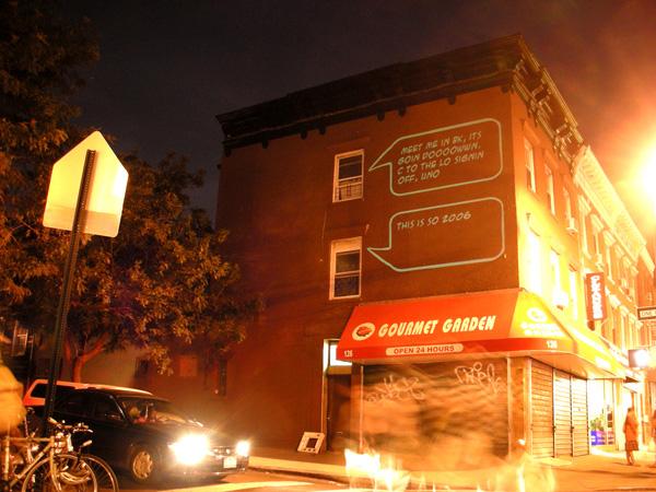 Brooklyn Speech Bubbles