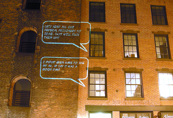 Brooklyn Speech Bubbles